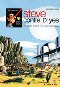 Steve Pops Tome 1 : Steve contre Dr Yes par Devos