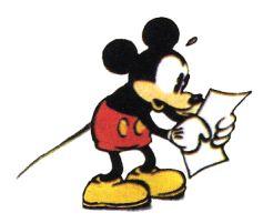 BD Disney Mickey