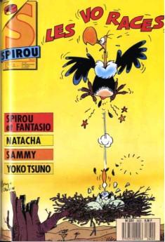 Spirou Ann 233 E 1988