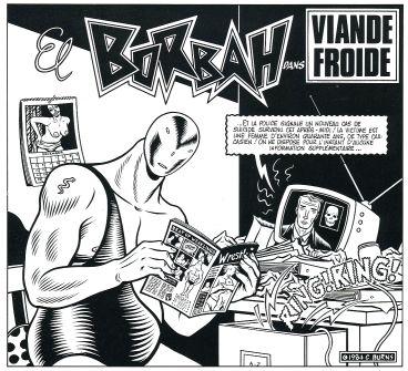 1 - Les comics que vous lisez en ce moment - Page 2 Borah