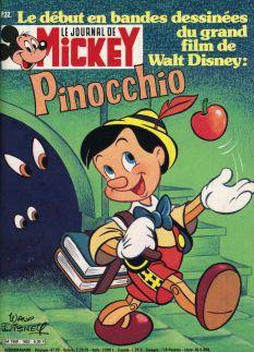 mickey journal abonnement